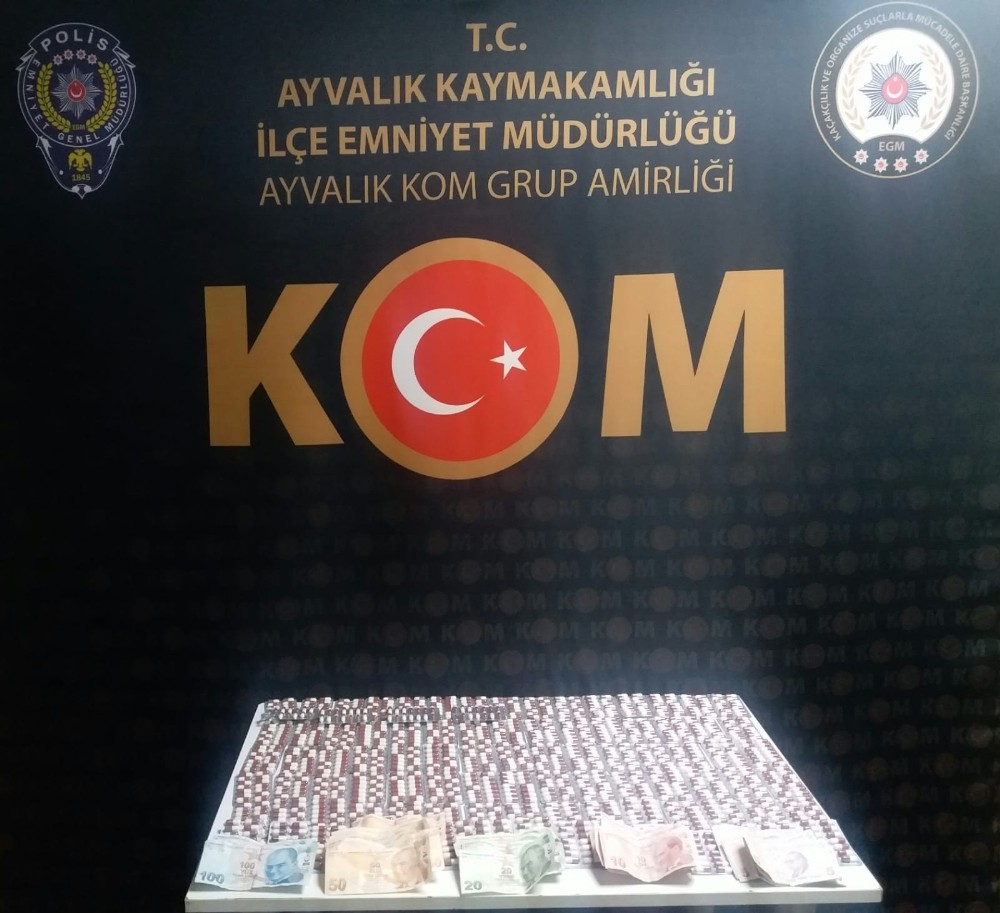 22 uyuşturucu şüphelisi tutuklandı