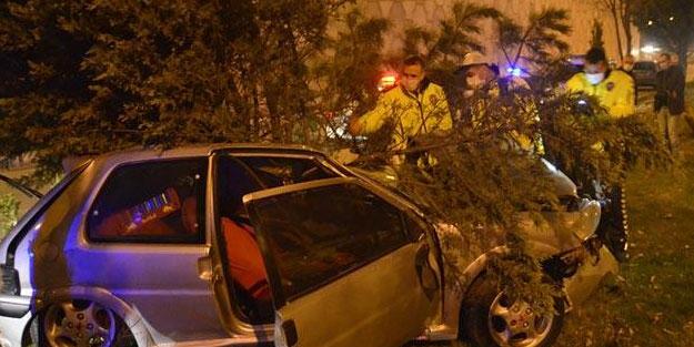 23 yaşındaki genç kazada öldü