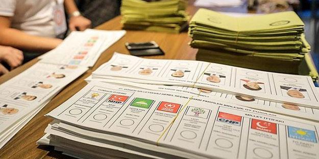 24 Haziran 2018 genel seçim sonuçları, şehir şehir tüm partilerin seçim sonuçları
