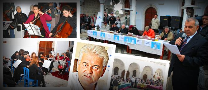 CHP'li başkandan tarihi camide saygısızlık