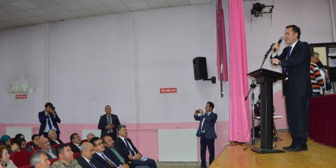 Niksar'da Turizm Haftası etkinliği