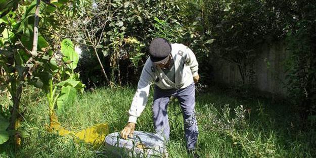 26 yıldır ısınmaya para vermiyorlar… Tesadüfen buldular
