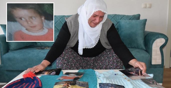 27 senedir , kayıp oğlunu arıyor