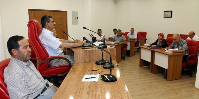 İl Genel Meclisi Temmuz Ayı Toplantıları Tamamlandı