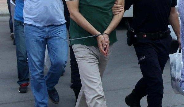 273 bin polis FETÖ tarafından fişlenmiş
