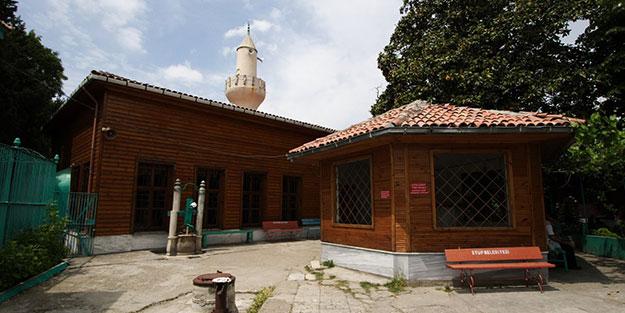 273 yıllık camide restorasyon sona erdi
