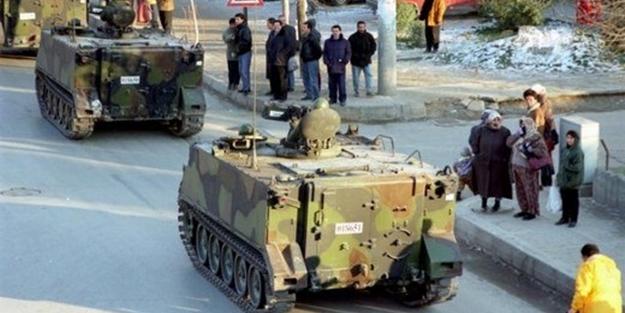 28 Şubat... İrtica (!) ile savaş, İsrail ile seviş!