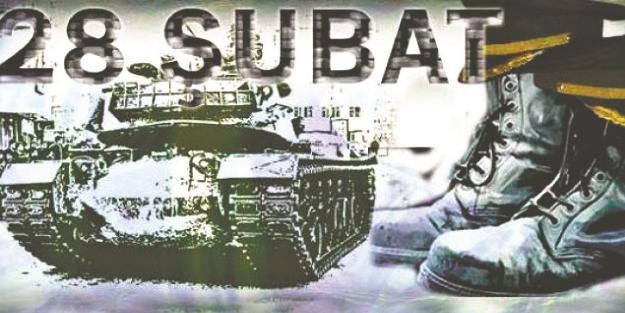 28 Şubat'ın sadece asker kanadı yargılanıyor, medya ayağı da hesap versin!