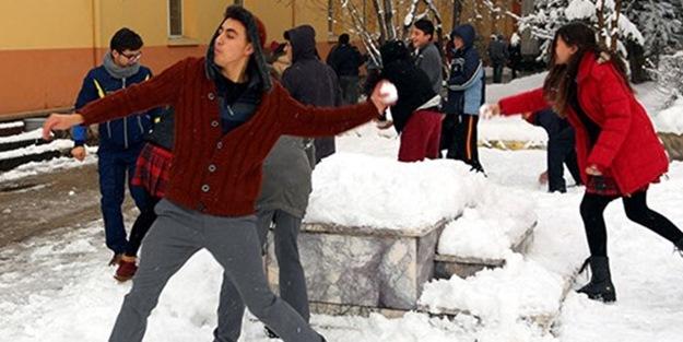 29 Aralık okullar tatil mi? İl il kar tatili haberleri