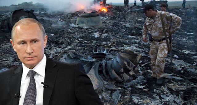 298 kişinin öldüğü uçak kazasının altından Rusya çıktı!