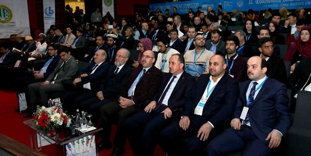 2.Uluslararası Öğrencilik Sempozyum'u İstanbul'da başladı
