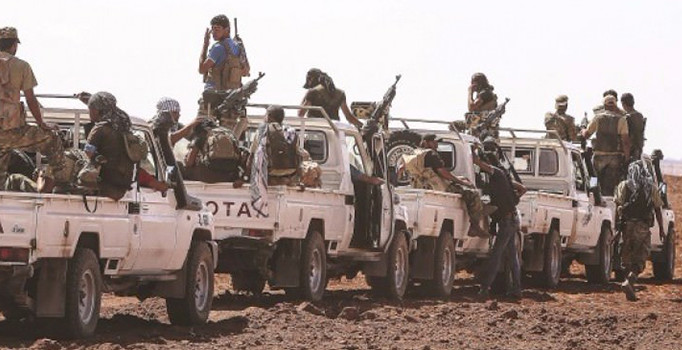 3 bin teröristin bulunduğu Sincar hedef: İkinci 'Kandil'e izin yok!