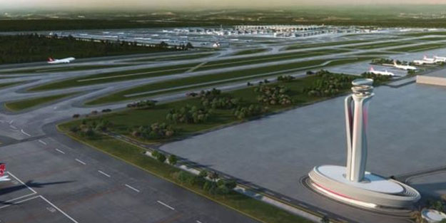 3. havalimanı ulaşım hatları ve ücretleri belli oldu