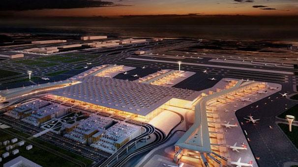 3. Havalimanı'na ulaşım yolları!