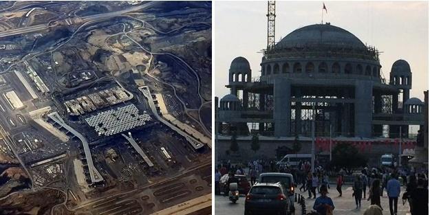 3. Havalimanını engelleyemeyen Almanya kafayı şimdi de Taksim'e taktı