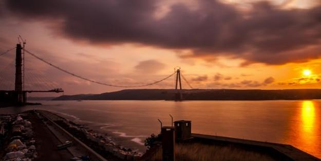 3. Köprü rekora koşuyor - FOTO