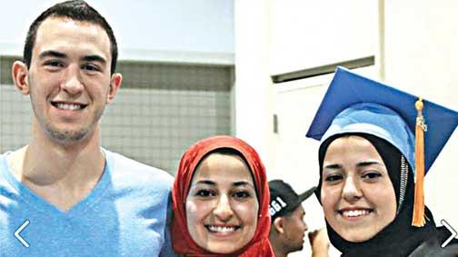 3 müslüman katledildi dünya sessiz