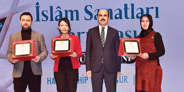 3. Uluslararası İslam Sanatları Yarışmasına başvuru zamanı