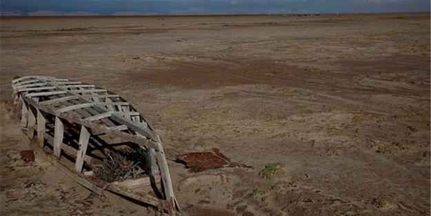 3 yıl içinde çöle dönüştü - FOTO