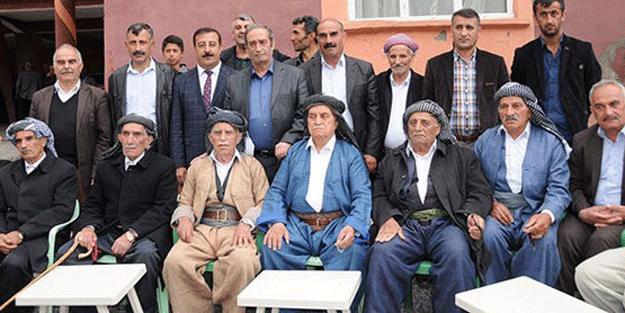 30 binden fazla nüfusa sahipler… Jirki aşireti referandum kararını verdi