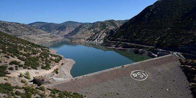 İşte barajların doluluk oranı