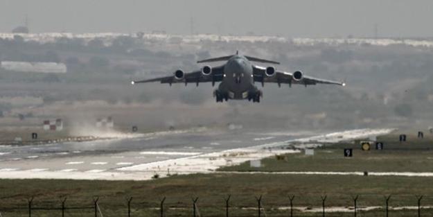 33 askerimizin şehit olduğu saldırı sonrası İncirlik'te askeri hareketlilik