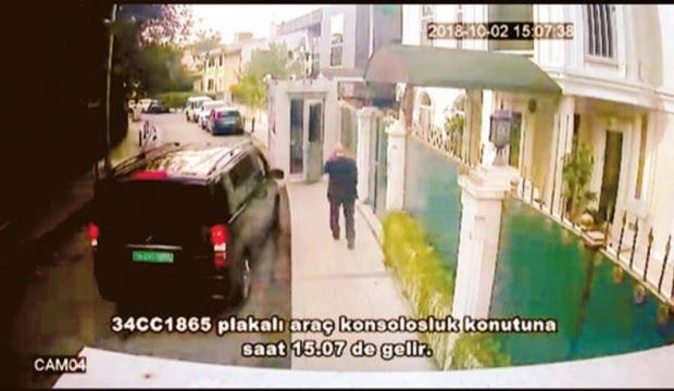 SUUDİ ARABİSTAN KONSOLOSLUK ARACINDA ÖNEMLİ DELİLLER BULUNDU