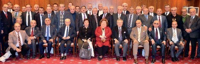 Ankara'da Darendelilerle buluştu