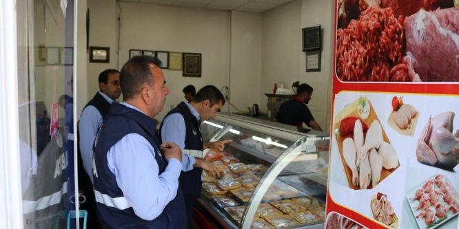 Bingöl'de zabıtadan Ramazan denetimi