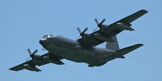 38 kişi taşıyordu! O ülkenin askeri uçağı kayboldu