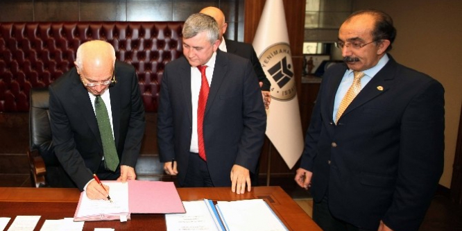 Ankara'da İABB'de toplu sözleşme sevinci