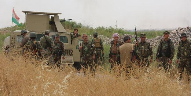 4 bin Peşmerge ağır silahlarla oraya gidiyor