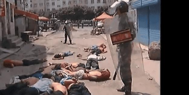 4 Müslüman Uygur Türk'ü katledildi
