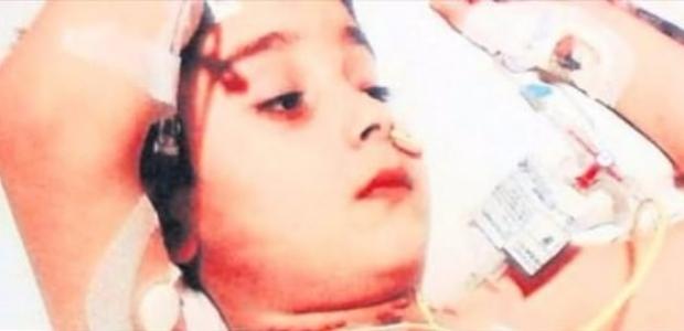 4 yılda 55 ameliyat olan Kayra yürekleri dağladı