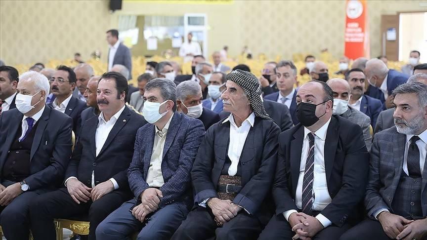 400 aşiretten teröre karşı birlik mesajı! PKK bir Kürt hareketi değil dış güçlerin maşasıdır