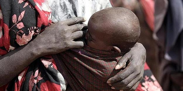 400 bin çocuk açlık tehdidi altında