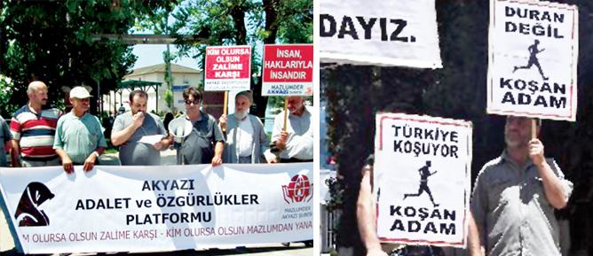 'Gezi Parkı' tuzak