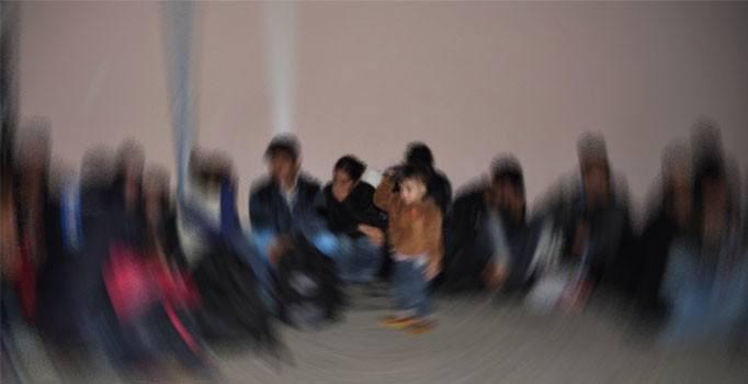 42 Suriye uyruklu kaçak yakalandı