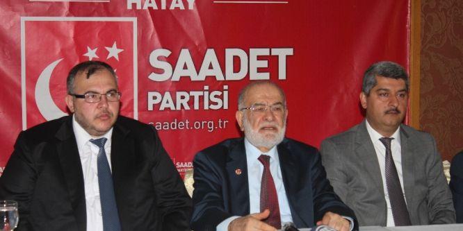 Başkan Karamollaoğlu Hatay'da