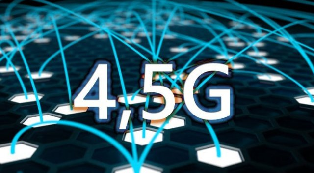 4,5G hızlı internet dönemi başlıyor