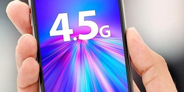 4.5G uyumlu telefonların listesi güncellendi
