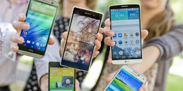 İşte 4.5G uyumlu telefon listesi