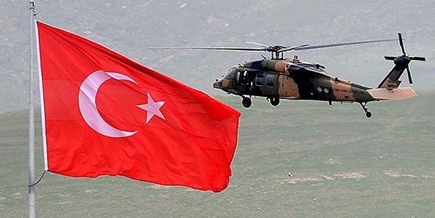 5 askerimizin şehit olduğu alçak saldırı sonrası TSK harekete geçti