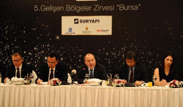 5. Gelişen Bölgeler Zirvesi Bursa