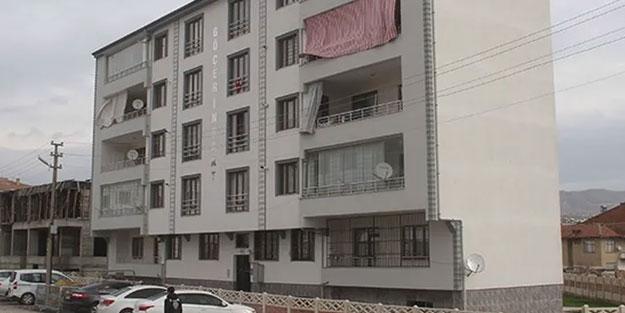 5 katlı apartman koronavirüs karantinasına alındı! Polis 24 saat nöbet tutuyor
