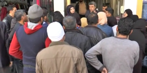 50 kişilik Suriyeli grup, Elazığ'dan Malatya'ya gitti