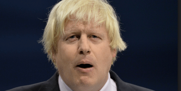 50 yıl önce yazıldığı ortaya çıktı! Johnson'ı masonlar mı başbakan yaptı?