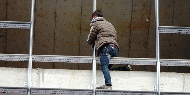 500 lirayla intihardan vazgeçirildi 3 bin 150 lira ceza kesildi
