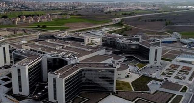 500 milyon avroluk Kayseri Şehir Hastanesi açılış için gün sayıyor