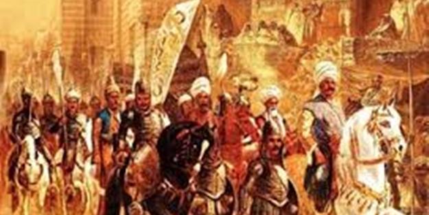 '500 yıl önce Osmanlı Ordusu Suriye'de nasıl ilerledi?'